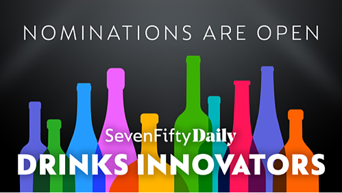 Nominations Are Open for the 2019 Drinks Innovators Award