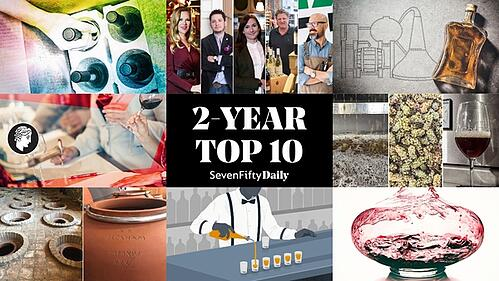 SevenFifty Daily�s Most-Read Stories of the Last Two Years