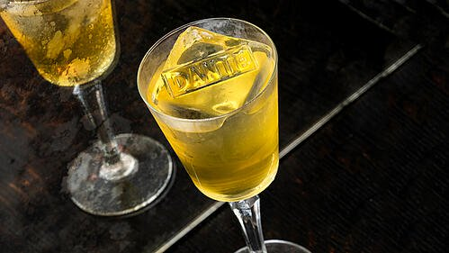 The Science of Clarified Cocktails