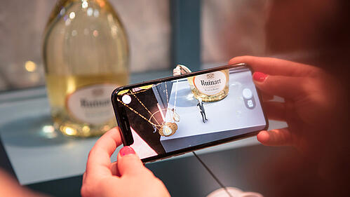 How AR Is Reinventing Drinks Marketing