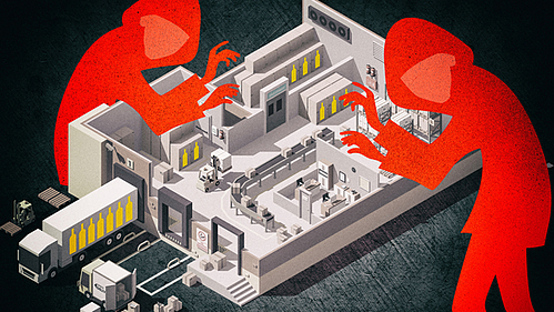 How Distributors Prevent Warehouse Theft