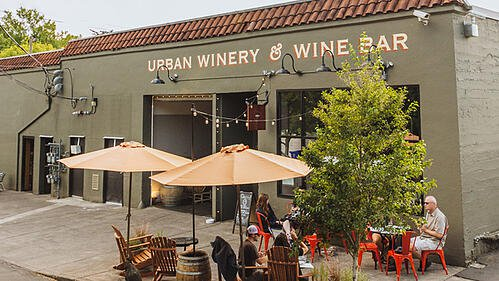 The Little Urban Winery That Rocked the Big Wine World