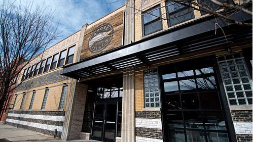 Get to Know Goose Island