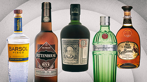 Top Under-$50 Bottles Recommended by Spirits Judges