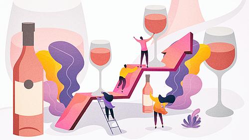 Predicting the Future of Ros� Wine