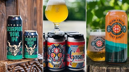 Why Brewers Are Turning to Cocktails for Inspiration