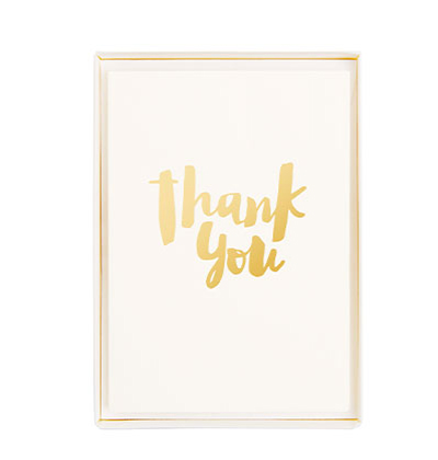 Thank You Cards 10PK. Shop now.