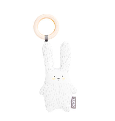 Bunny Rattle. Shop now.