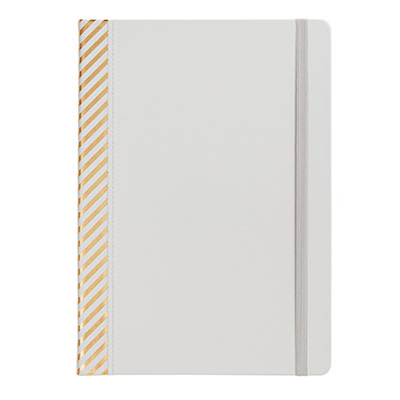 A5 Bonded Leather Journal. Shop now.